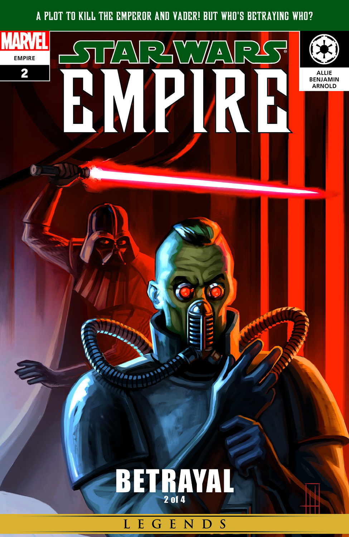 Star Wars: Empire (2002) #2