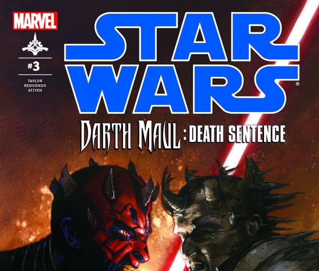 Star Wars: Darth Maul - Death Sentence (2012) #3