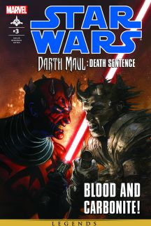 Star Wars: Darth Maul - Death Sentence #3