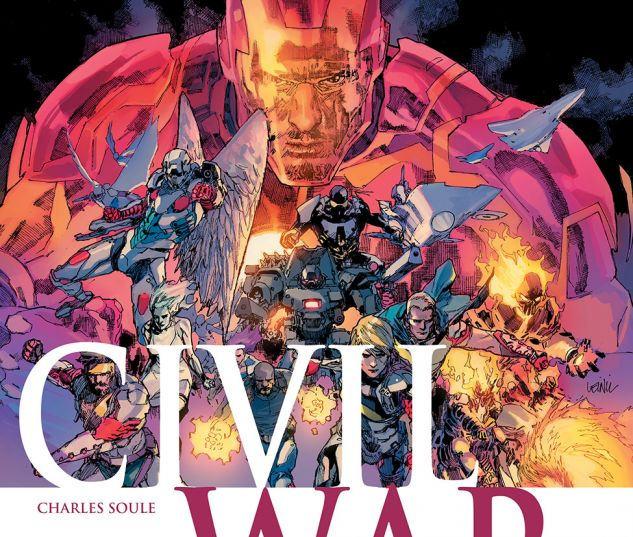 CIVIL WAR 5 (SW, WITH DIGITAL CODE)