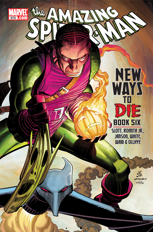 Amazing Spider-Man (1999) #573