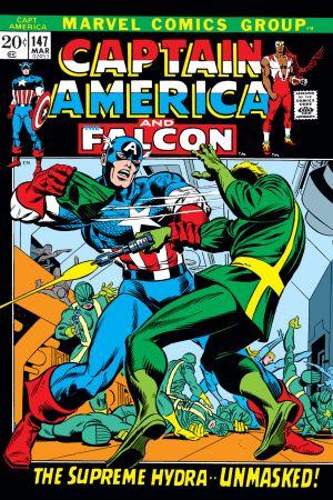 Captain America (1968) #147