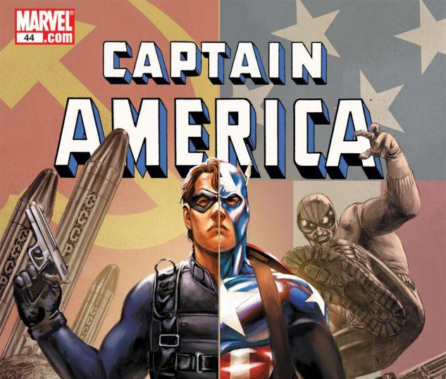 CAPTAIN AMERICA (2004) #44 Cover