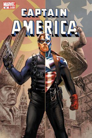 Captain America (2004) #44