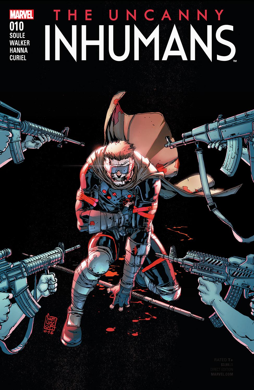 Uncanny Inhumans (2015) #10