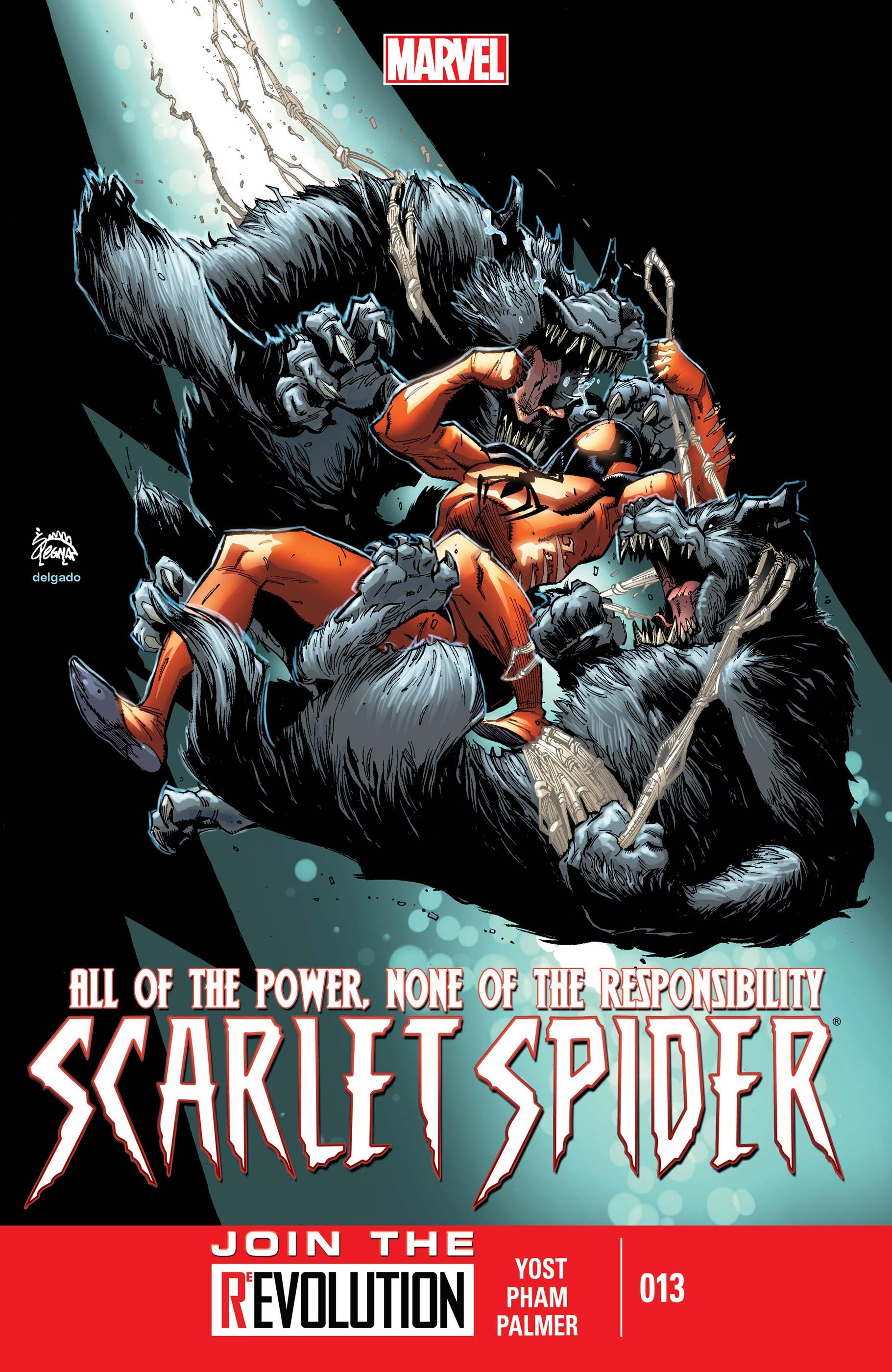Scarlet Spider (2011) #13