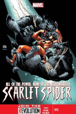 Scarlet Spider #13