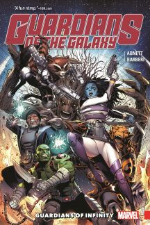 Guardians Of The Galaxy: Guardians Of Infinity (Trade Paperback)