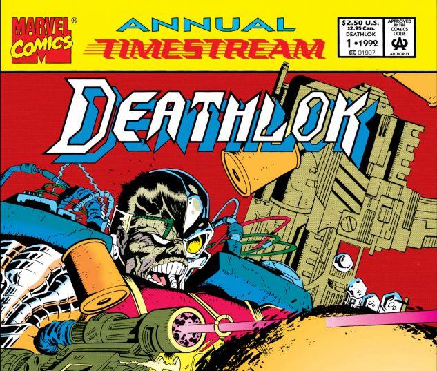 Deathlok Annual (1992) #1