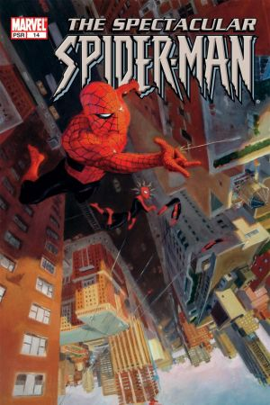 Spectacular Spider-Man (2003) #14