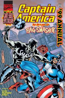 Captain America Annual (1999) #1