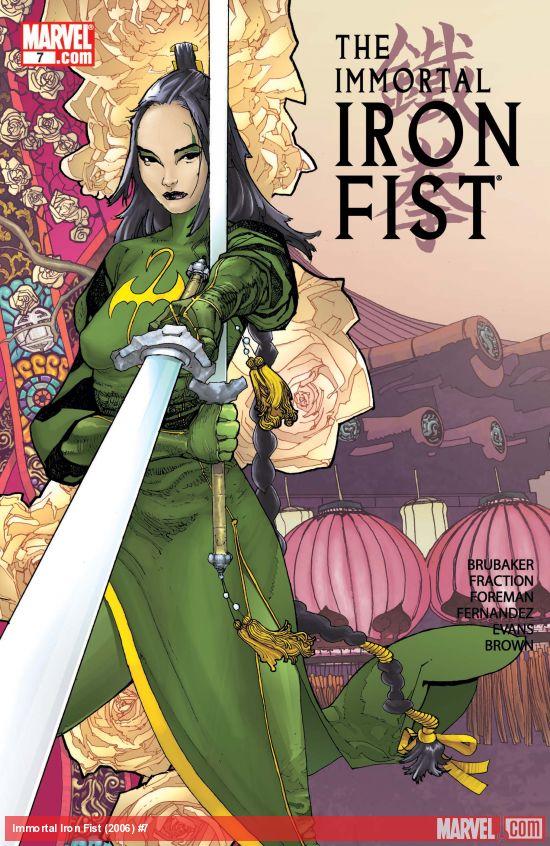 Immortal Iron Fist (2006) #7