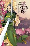 THE IMMORTAL IRON FIST (2006) #7