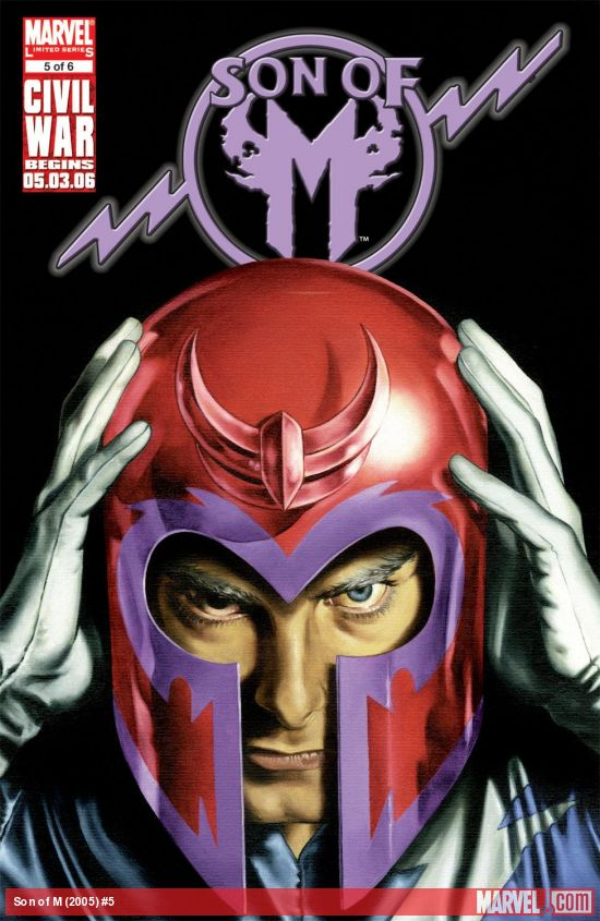 Son of M (2005) #5