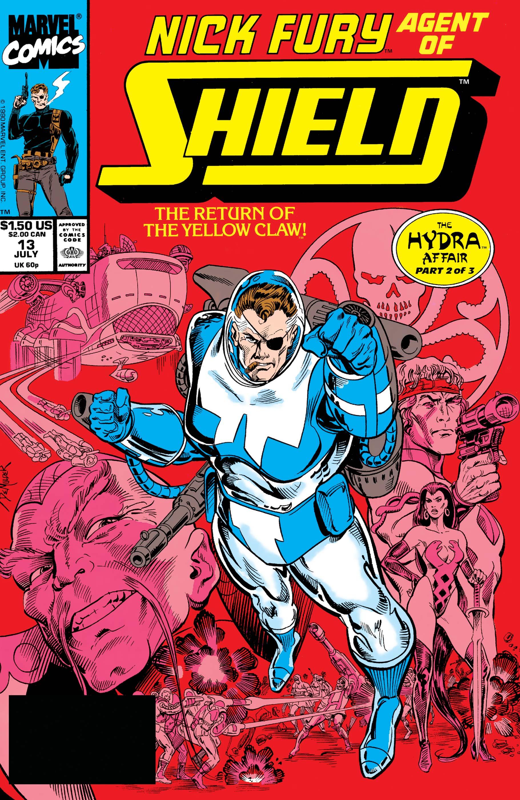 Nick Fury, Agent of S.H.I.E.L.D. (1989) #13