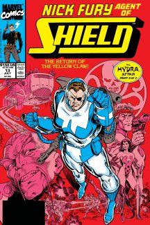 Nick Fury, Agent of S.H.I.E.L.D. #13