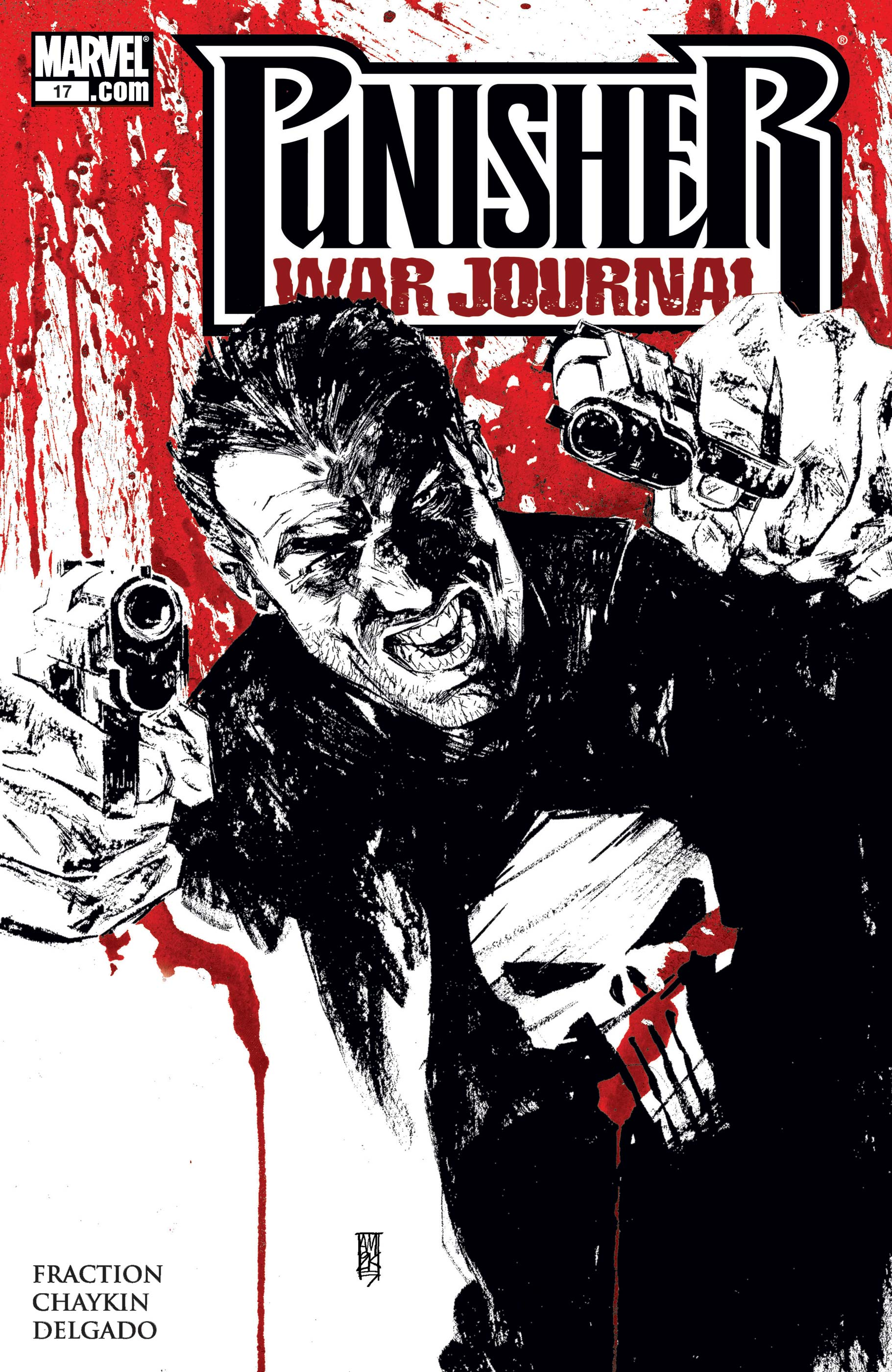 Punisher War Journal (2006) #17