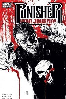 Punisher War Journal (2006) #17