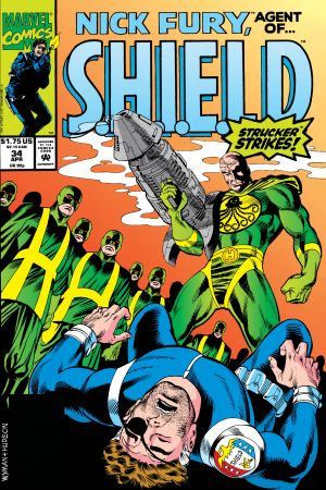 Nick Fury, Agent of S.H.I.E.L.D. (1989) #34