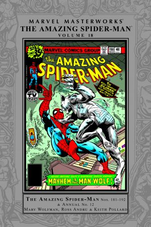Marvel Masterworks: The Amazing Spider-Man Vol. 18 (Hardcover)