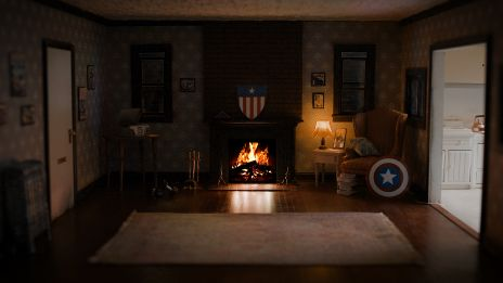 Marvel Fireside Video - Captain America