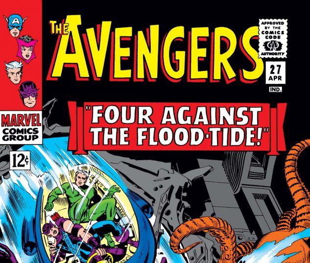 AVENGERS (1963) #27