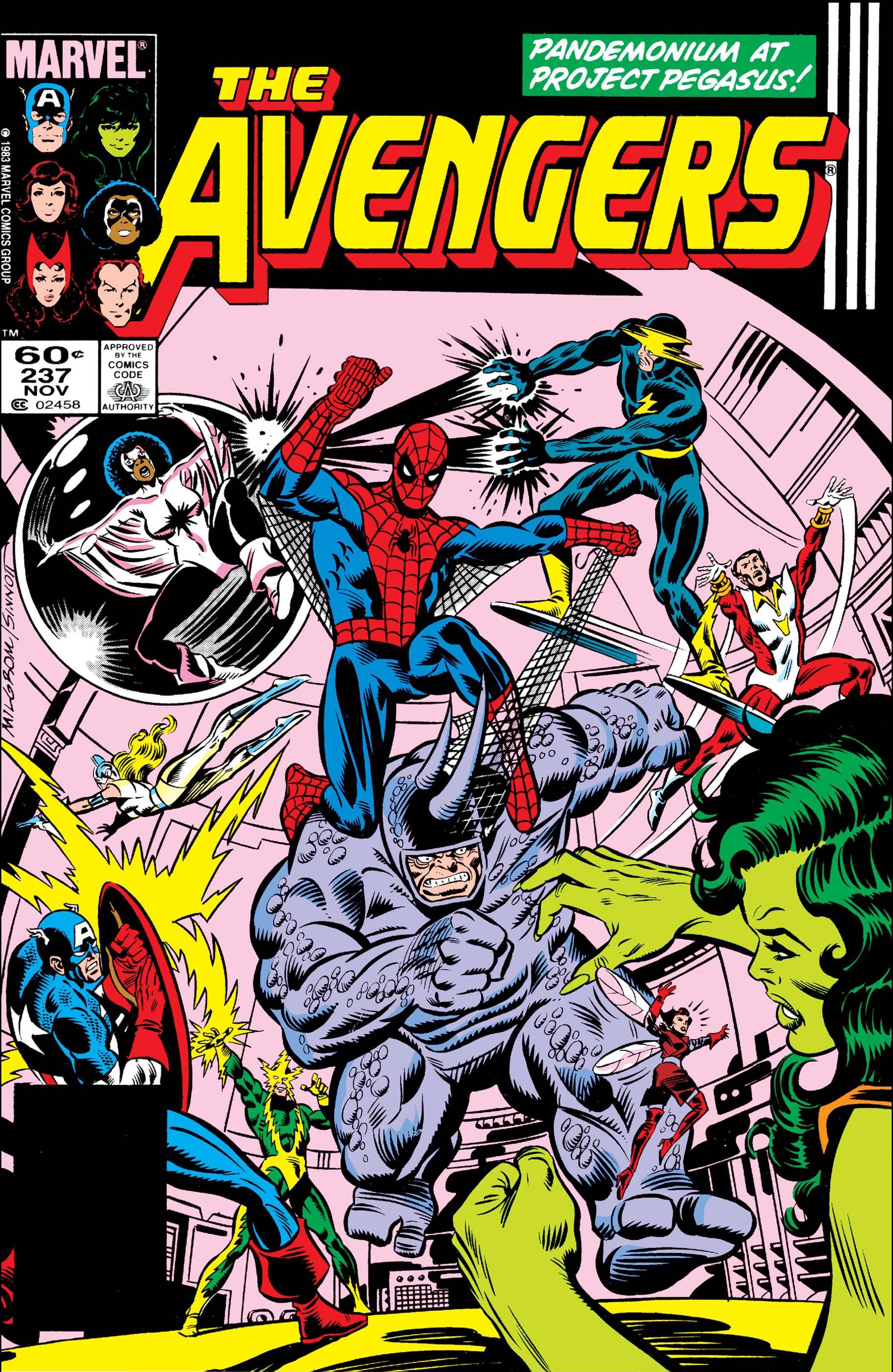 Avengers (1963) #237