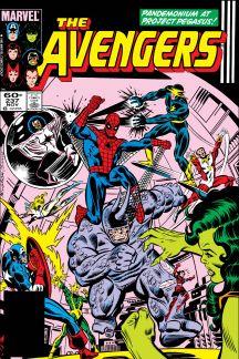 Avengers #237