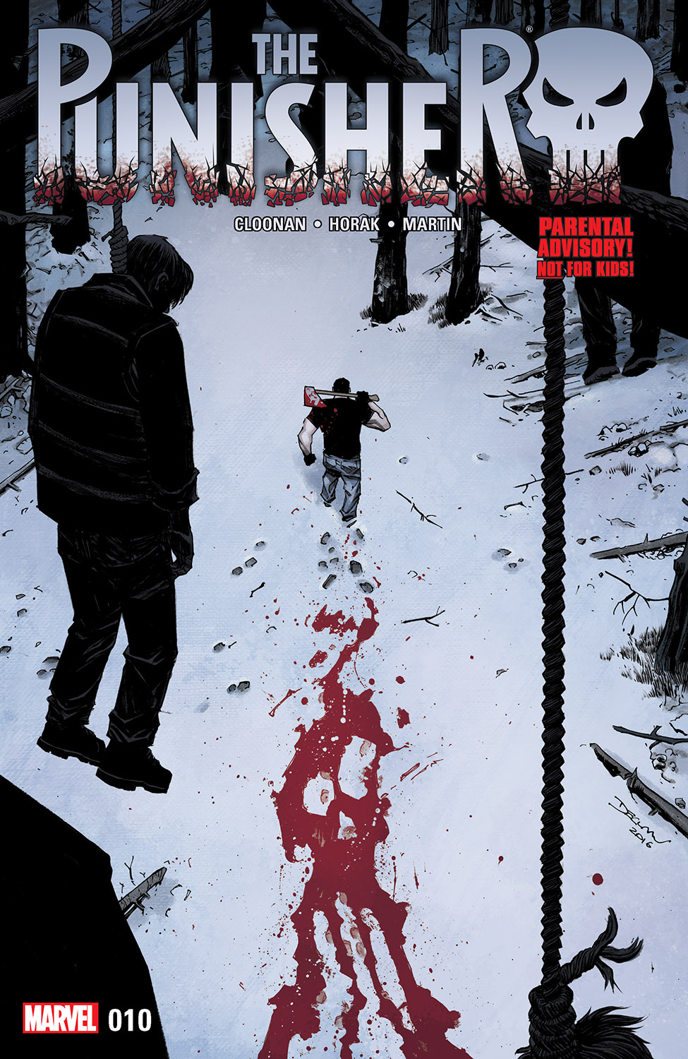 The Punisher (2016) #10