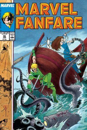 Marvel Fanfare #36