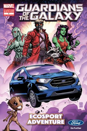 GUARDIANS OF THE GALAXY: WHAT IF?... ECOSPORT ADVENTURE   Presented by Ford (2017)