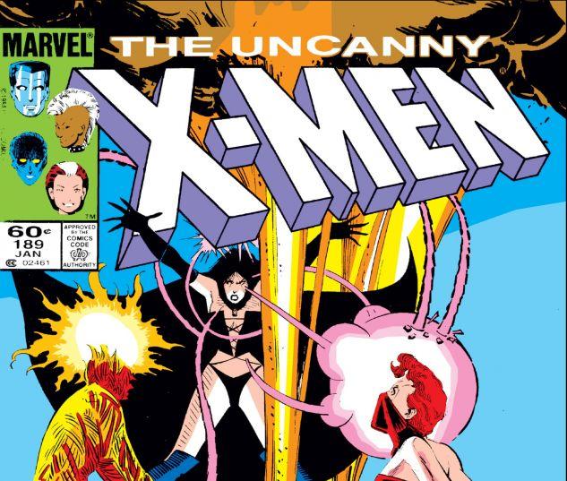 Uncanny X-Men (1963) #189