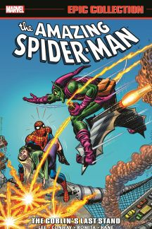 Amazing Spider-Man Epic Collection: The Goblin's Last Stand (Trade Paperback)