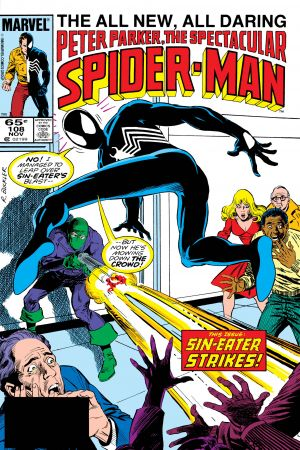Peter Parker, the Spectacular Spider-Man #108