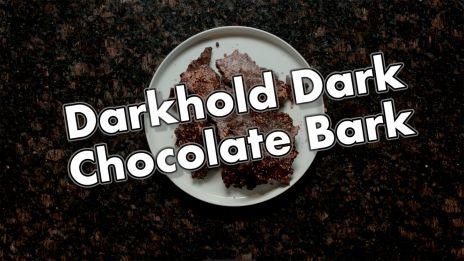 Darkhold Dark Chocolate Bark