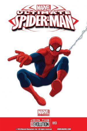 Marvel Universe Ultimate Spider-Man (2012) #13