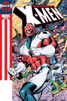 Uncanny X-Men #462