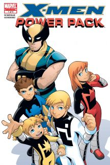 X-Men and Power Pack #1