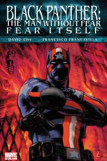 Black Panther: The Man Without Fear #521