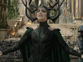 Marvel Studios' Thor: Ragnarok Superpower
