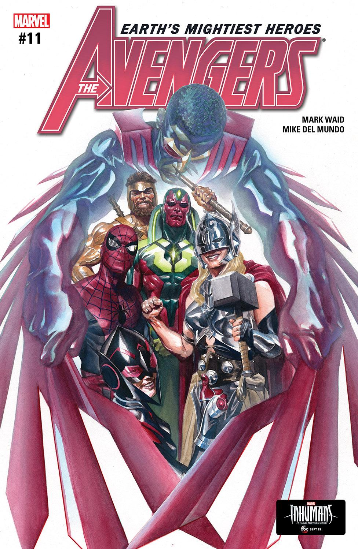 Avengers (2016) #11