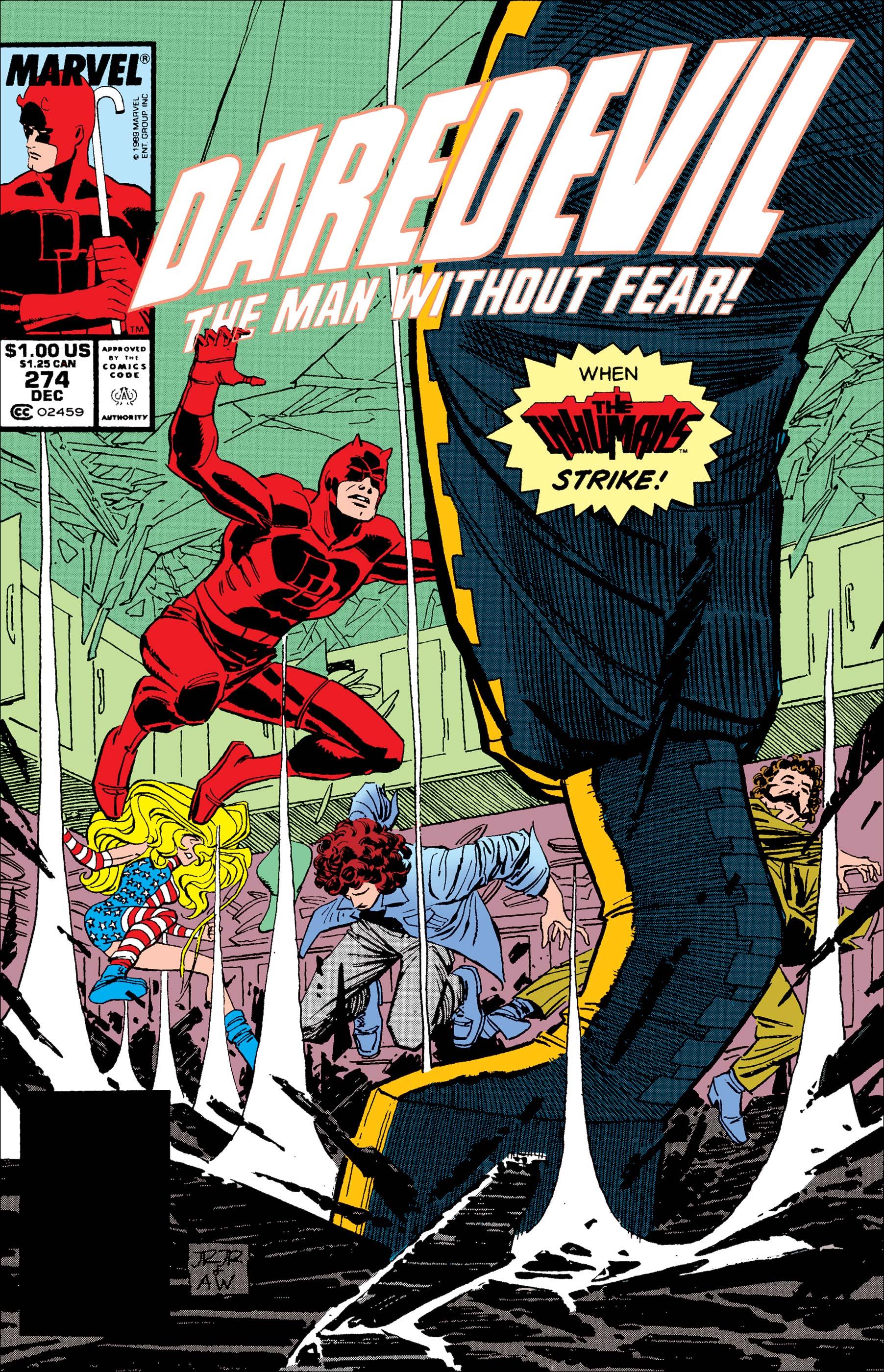 Daredevil (1964) #274