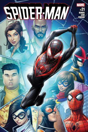 Spider-Man (2016) #21