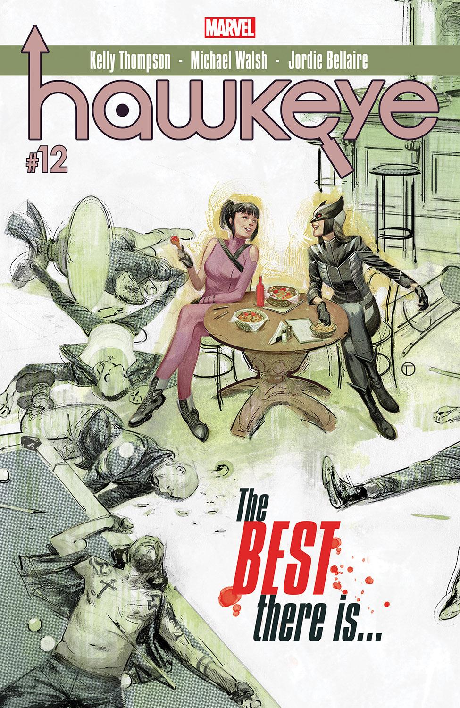 Hawkeye (2016) #12