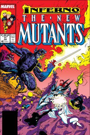 New Mutants #71