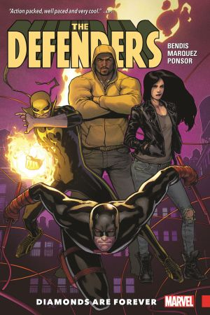 Defenders Vol. 1: Diamonds Are Forever (Trade Paperback)