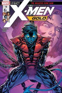 X-Men: Gold (2017) #18