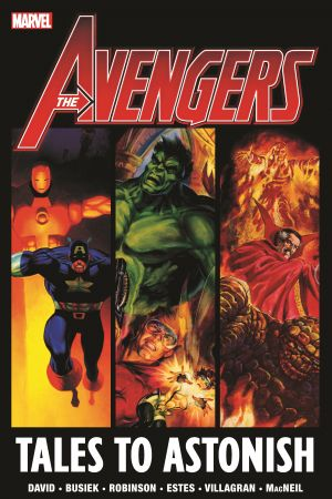 Avengers: Tales to Astonish (Trade Paperback)