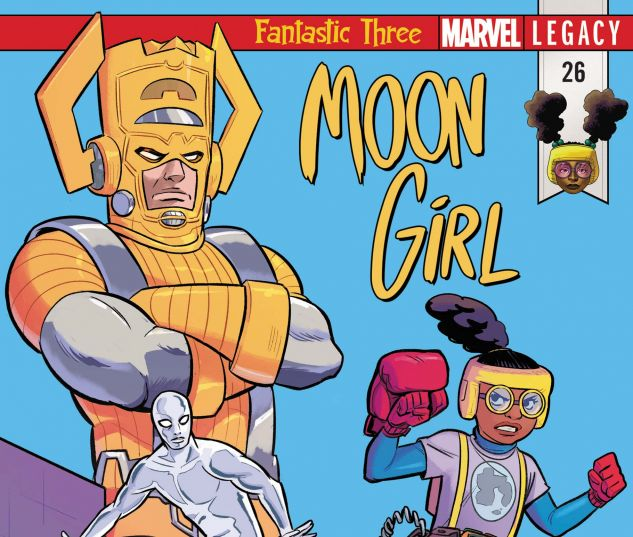 Moon Girl and Devil Dinosaur (2015) #26