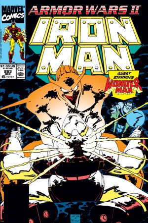 Iron Man (1968) #263